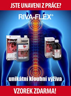 Kloubní výživa - Riva-FlexKloubní výživa - Riva-Flex